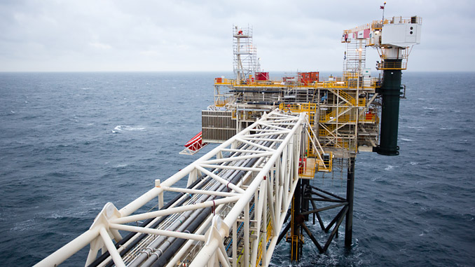 Hess has been active in the Danish North Sea since becoming the operator of the South Arne field in 1994