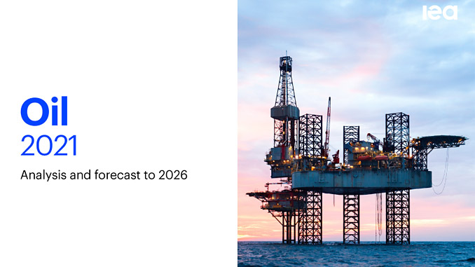 Based on today's policy settings, global oil demand is set to rise every year through 2026, IEA report says, but stronger policies and behaviour changes could bring a peak in demand soon