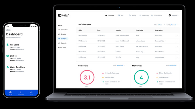 Kaiko Systems – user-friendly intelligent data recording and analysis tool