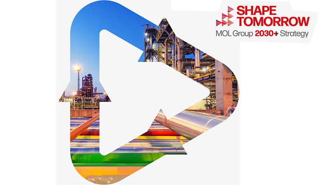 'SHAPE TOMORROW', the MOL Group 2030+ Strategy