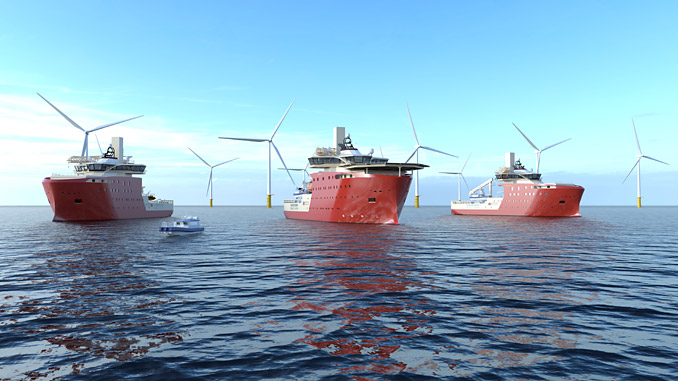 North Star Renewables' SOVs will bring market-leading technology to the offshore wind market and to the 3.6 GW Dogger Bank Wind Farm being built in the North Sea by joint venture partners SSE Renewables, Equinor and Eni