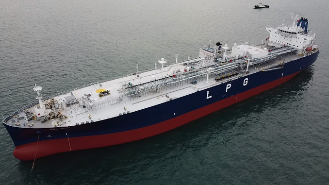 Six new Petredec 93,000 cubic metre capacity liquid petroleum gas (LPG) carrier vessels will be supplied by Wärtsilä's cargo handling and fuel supply systems