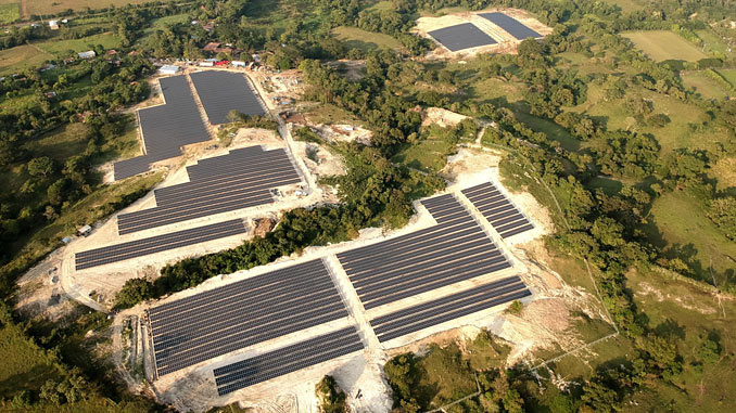 The Caribbean and Latin America, an attractive environment for renewable energy investments – San Isidro Fotovoltaica, a 6.5 MWp solar PV project in El Salvador