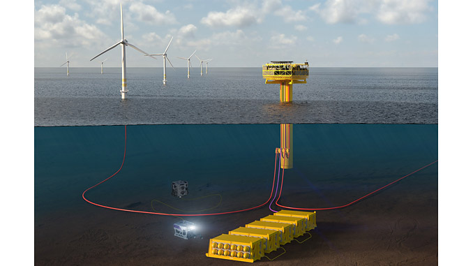 TechnipFMC's Deep Purple™ venture integrates proven technologies to deliver at-scale solutions for offshore green hydrogen production and sustainable renewable energy