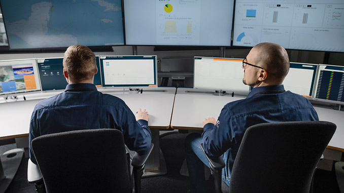 With the Wärtsilä Expert Insight product, technical specialists at Wärtsilä Expertise Centres support the customer with proactive advice to avoid potential operational disturbances