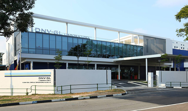 DNV's Global Additive Manufacturing Technology Centre opened in Singapore in 2018