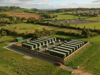 Eelpower Rock Farm battery storage
