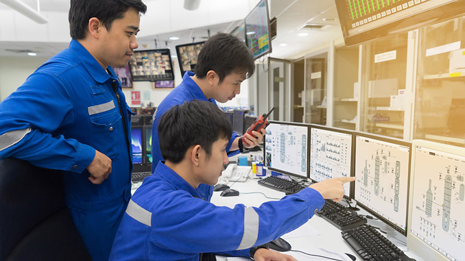 Emerson's DeltaV automation system helps companies achieve speed to market and efficient production performance by eliminating operational complexity and minimising project risk