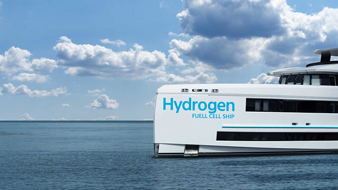 Hydrogen – huge potential for the maritime industry