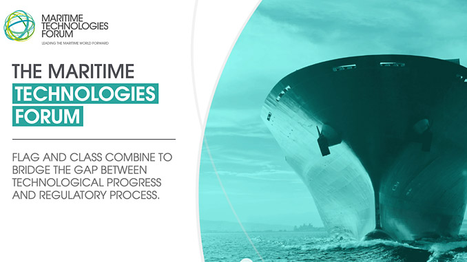 Seven organisations behind the Maritime Technologies Forum seek to bridge the gap between technology knowledge and regulatory process