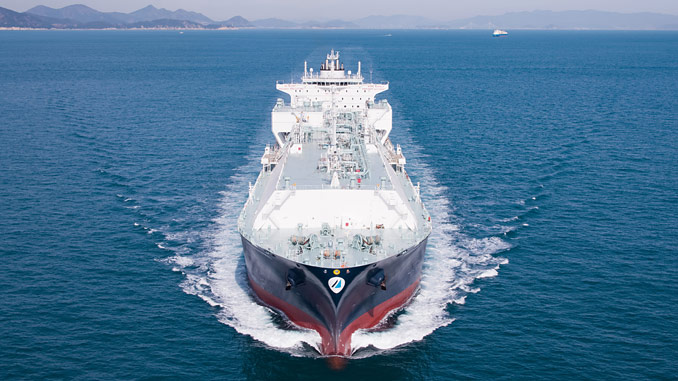 The 'Minerva Kalymnos' is one of five Minerva Gas LNG Carriers to be covered by long-term Wärtsilä Optimised Maintenance agreements