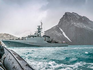 Navies need efficient davit systems to conduct military operations with rapid-response craft