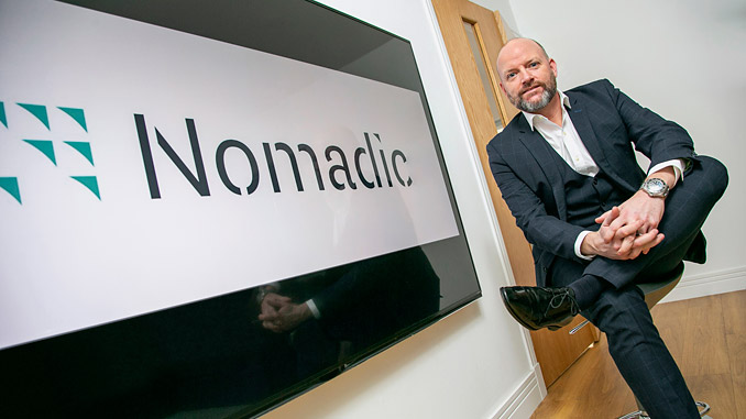 Neil Thomson, EMEA director at Nomadic – a global immigration technology business