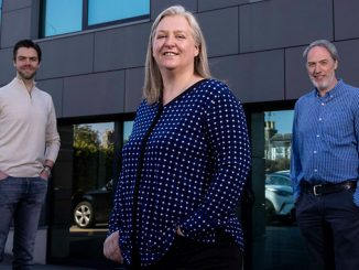 Three senior appointments at OPEX Group – from left, Euan Bathgate, Chief Product Officer; Alison Taylor, Emissions Reduction Lead; and Colin Deddis, Process Engineering Lead