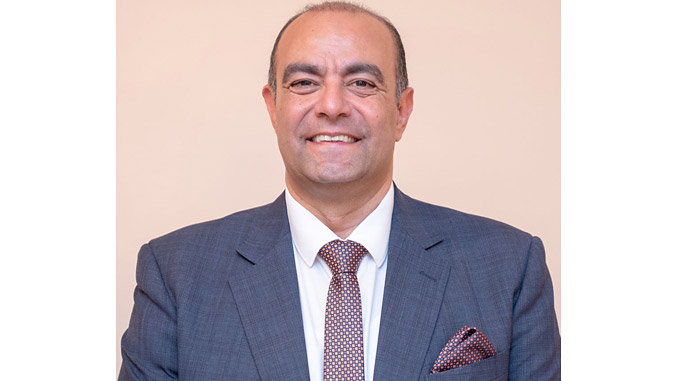 Mohamed Elwakeel, Penspen's Regional Sales and Marketing Director for the Middle East, Africa and Asia Pacific Regions