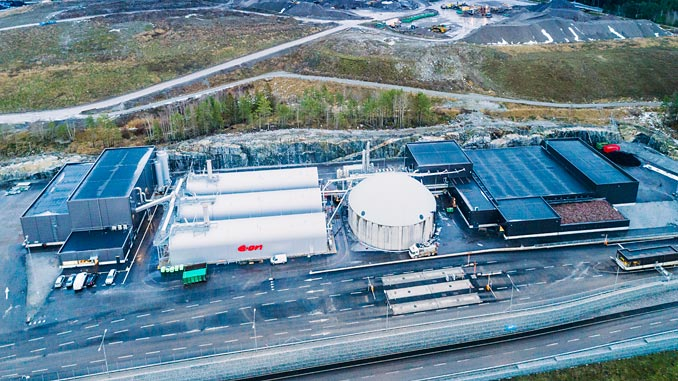 St1 Sverige AB to acquire 100% of the shares in E.ON Biofor Sverige AB