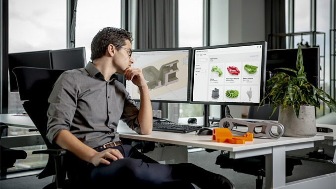 Ultimaker enables companies to make the most of their operations by bundling all Ultimaker 3D printers with Ultimaker Essentials software