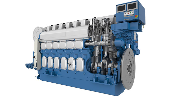 The Wärtsilä 20 engine fitted with a Wärtsilä NOx Reducer (NOR) is undergoing certification testing for compliance with China's Stage II emissions standard