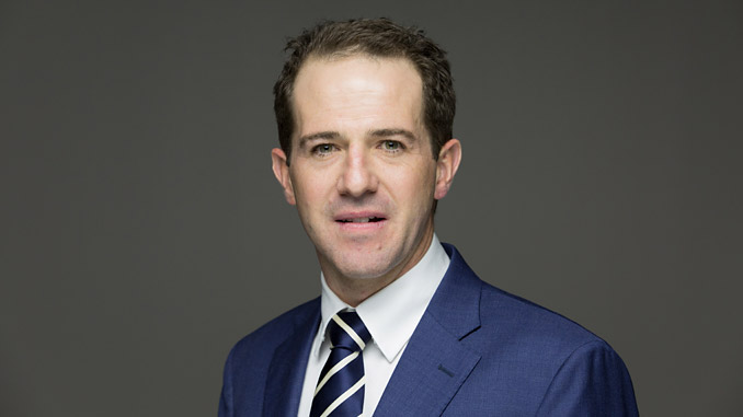 Wood's Executive president of Strategy & Business Development (S&D), Andrew Stewart