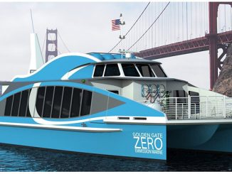 Led by Zero Emission Industries, the project will test hydrogen fuel cell marine vessel technology designed to significantly reduce GHGs and air pollution from fishing, fire, ferry and other small boats in California