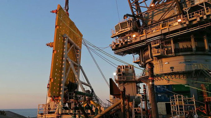 RIL and bp have been developing three deep-water gas developments in block KG D6