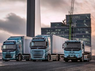 With the sales start of the new electric Volvo FH and Volvo FM models, electrified transport is now possible not only for urban areas but also for regional traffic between cities