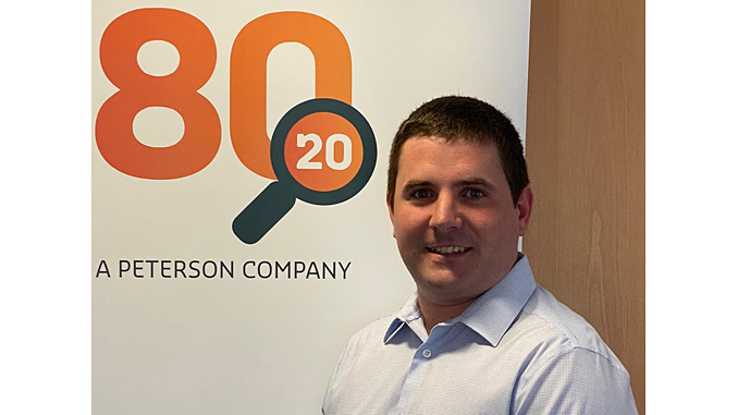 Mark Selbie, Business Development Manager at 80:20
