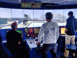 First to complete the Blended Learning program was the crew for PONANT's new vessel, 'Le Commandant Charcot'