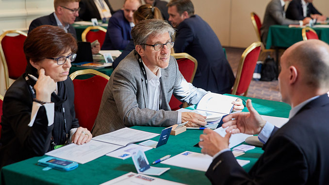 PRC Europe – a gathering point for leading European oil companies, EPCs, refineries, chemical companies, licensors, equipment manufacturers and service providers