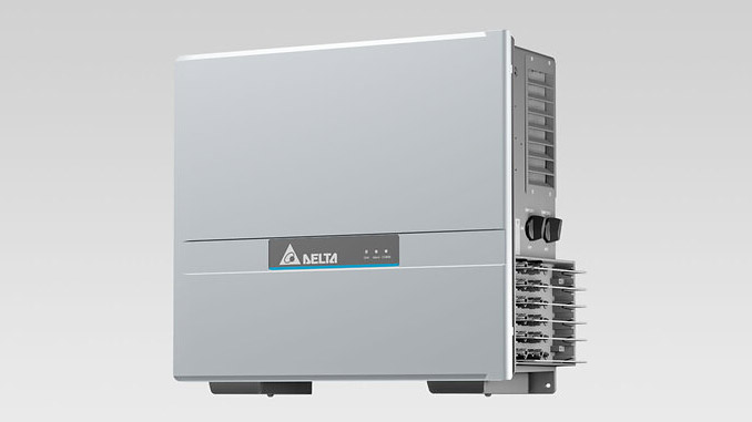The M50A Flex inverter – lower weight, simpler installation, and integration of 6 MPP trackers