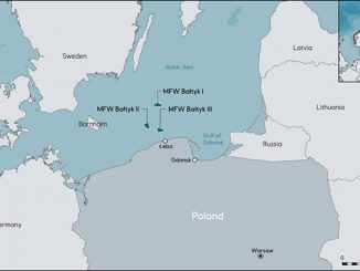 Equinor and Polenergia are currently jointly developing the Bałtyk III, Bałtyk II and Bałtyk I offshore wind projects