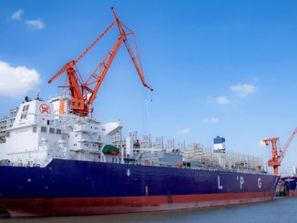 Wärtsilä delivers Cargo Handling and LPG Fuel Supply Systems for two new VLGCs for Oriental Energy
