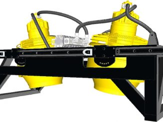 The CFE system is suitable for both offshore wind and offshore oil and gas operations