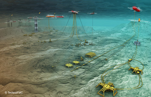 TechnipFMC envisions a subsea field