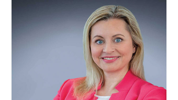 Dr Katharina Beumelburg, Chief Strategy and Sustainability Officer, Schlumberger Limited