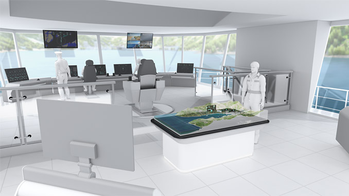 ABB completes key stage in DNV cyber security type approval process for vessel systems