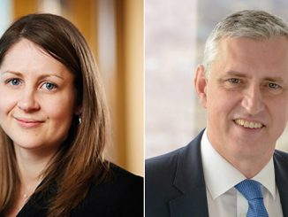 Catherine Fearnhead and David McEwing, co-heads AG's of Infrastructure and Energy