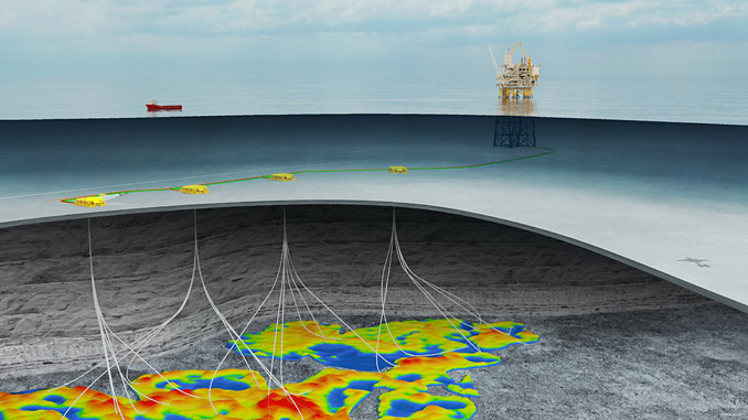 The Breidablikk development will include a subsea solution of 23 oil producing wells from four subsea templates
