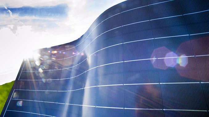 Evonik is part of the ReProSolar project, which aims at developing a highly efficient and special process for the recycling of end-of-life photovoltaic (PV) modules (photo: Evonik/A. Schwander)