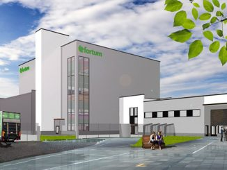 Fortum's Harjavalta recycling facility