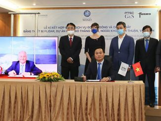 Fugro and PTSC G&S contract signing with Enterprize Energy Group