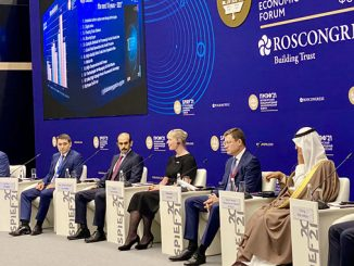 Panel on energy transition featured energy ministers, leaders and a Nobel laureate