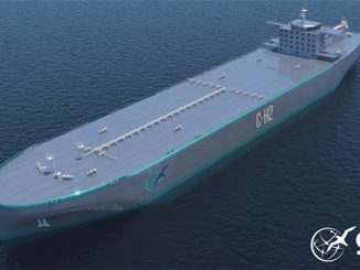 Wärtsilä will collaborate with GEV to assess propulsion systems for GEV's new 430-ton C-H₂ vessel
