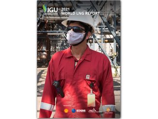 Leveraging the IGU's vast global network of more than 160 members across the entire gas value chain, in 85 countries around the world, the report provides rich data and analysis on LNG trade, pricing, liquefaction, regasification and shipping, as well as on the significant inroads that the fuel is making in road and marine transportation