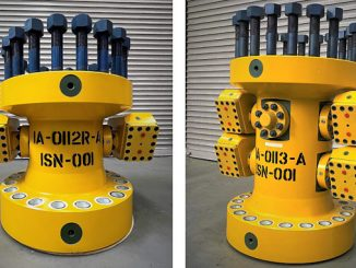 Interventek's open-water Revolution safety valves are designed for lightweight subsea well intervention and completion operations
