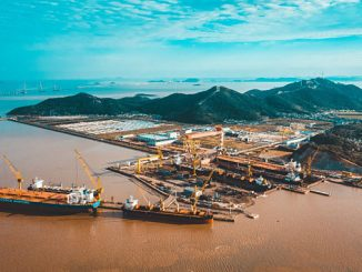 Newport Shipping has access to a wide global network of partner shipyards, including PaxOcean Zhoushan Shipyard in China