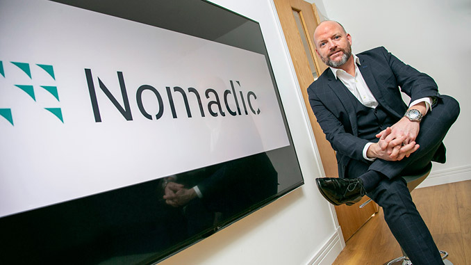 Expertise – Neil Thomson, EMEA director at Nomadic – Nomadic acquired his Aberdeen company, The Visa Team, in February 2020