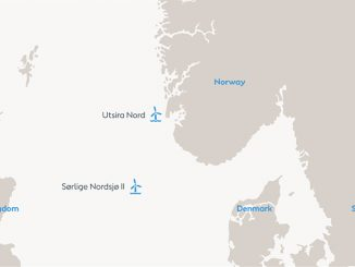 The Norwegian part of the North Sea holds great potential for the development of large-scale offshore wind farms