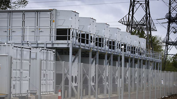 Pivot Power, Wärtsilä and Habitat Energy have in June 2021 activated the UK's first, 50 MW grid-scale battery storage system directly connected to the transmission-network