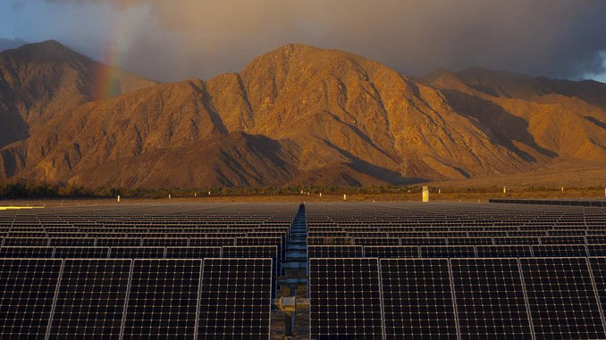 In 2013, Sempra Energy's subsidiary San Diego Gas & Electric Co. and NREL joined to establish the nation's first utility-owned community microgrid in Borrego Springs, California